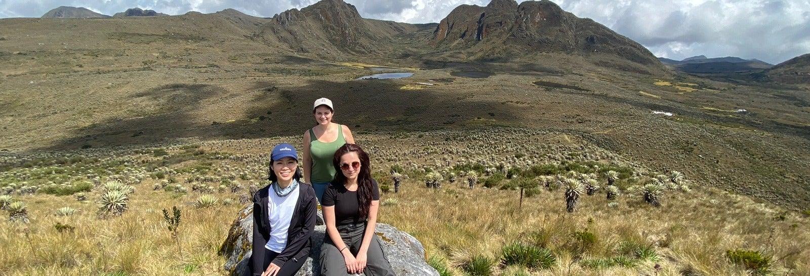 Excursión al Páramo de Sumapaz