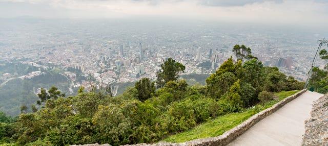 Free tour por el cerro de Monserrate ¡Gratis!