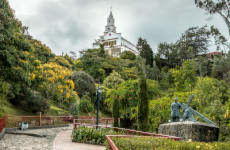 Free tour por el cerro de Monserrate