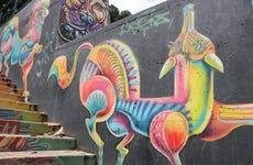 Free tour del grafiti por Bogotá ¡Gratis!