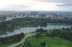Free tour en bicicleta por Bogotá