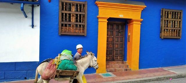 Tour de la cultura colombiana