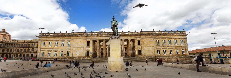 Scalo a Bogotà? Tour dall'aeroporto