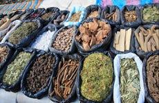 Excursión al mercado indígena de Silvia