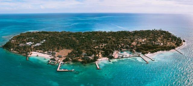 Excursión a Isla Múcura