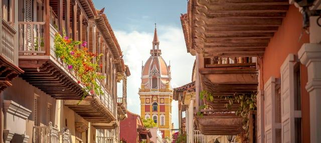 Free tour por Cartagena de Indias