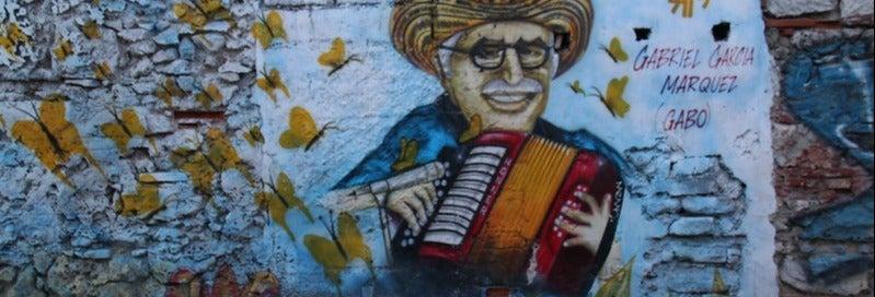Free tour de Gabriel García Márquez