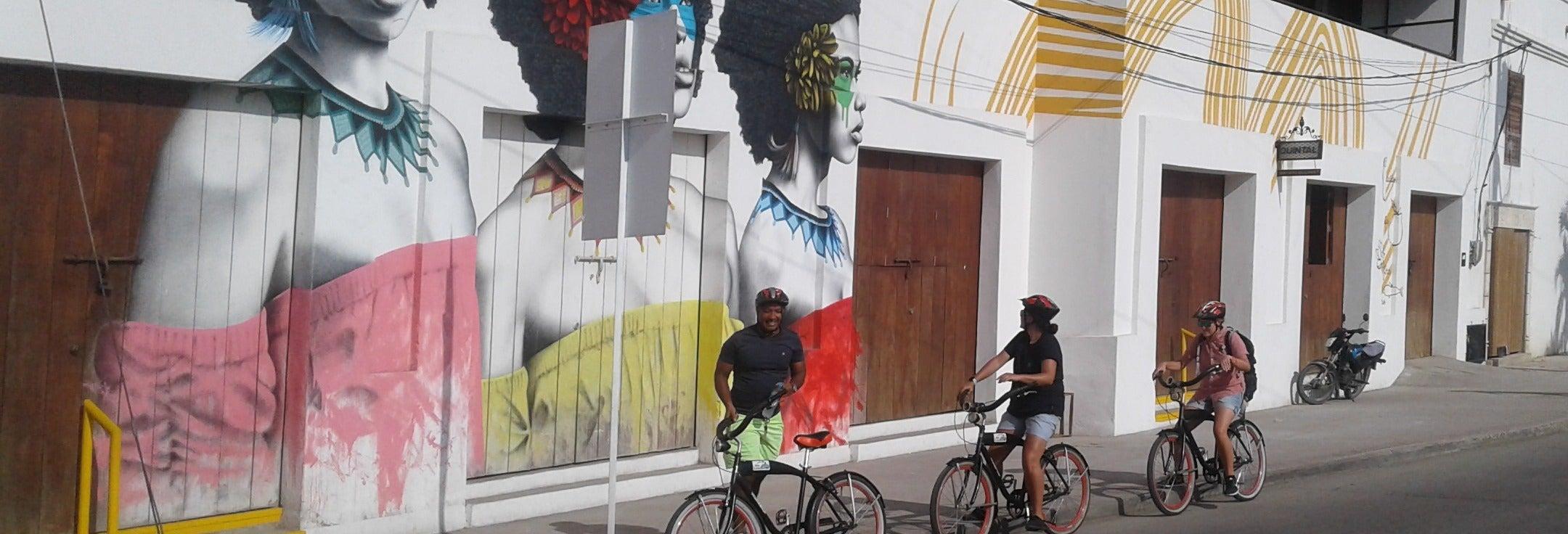 Cartagena Bike Tour