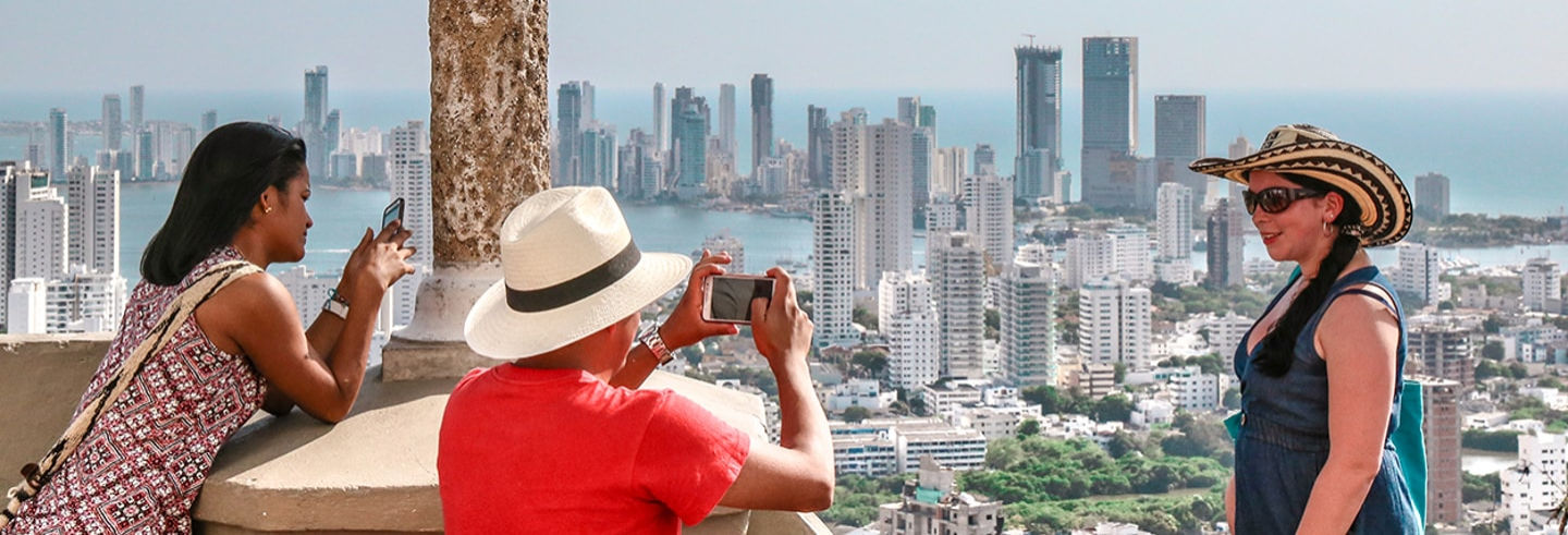 Tour de Cartagena al completo con entradas
