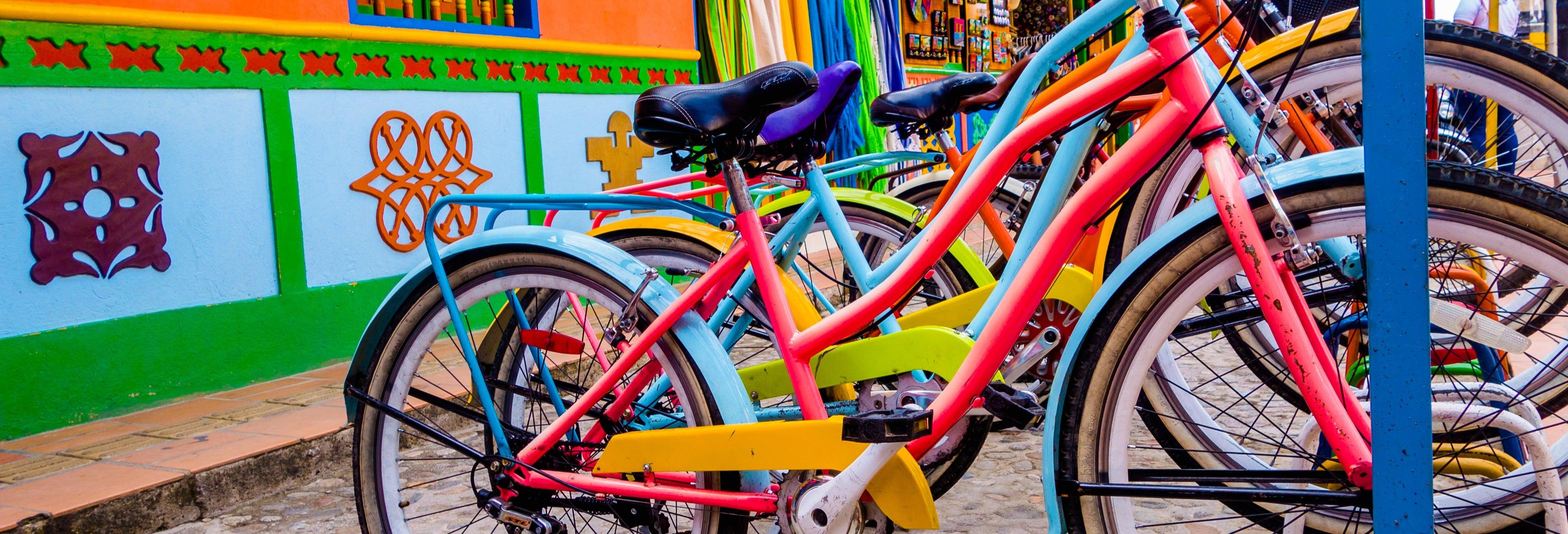 Tour en bicicleta por Guatapé
