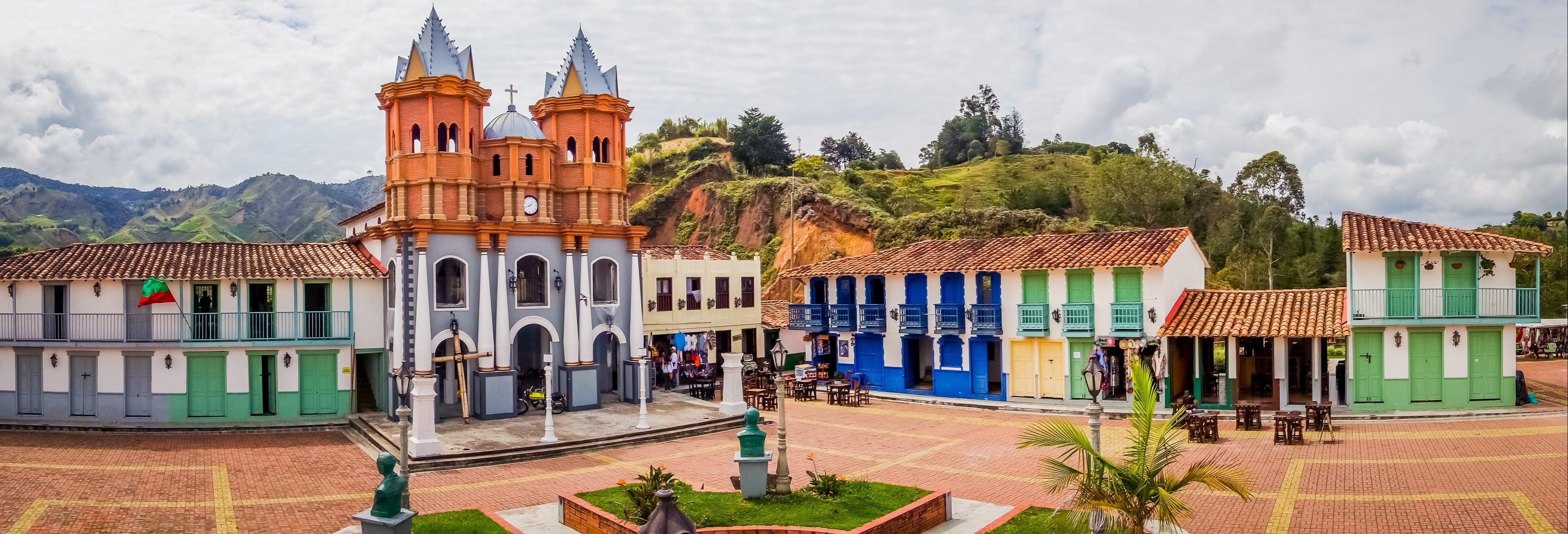 Tour privado por Guatapé