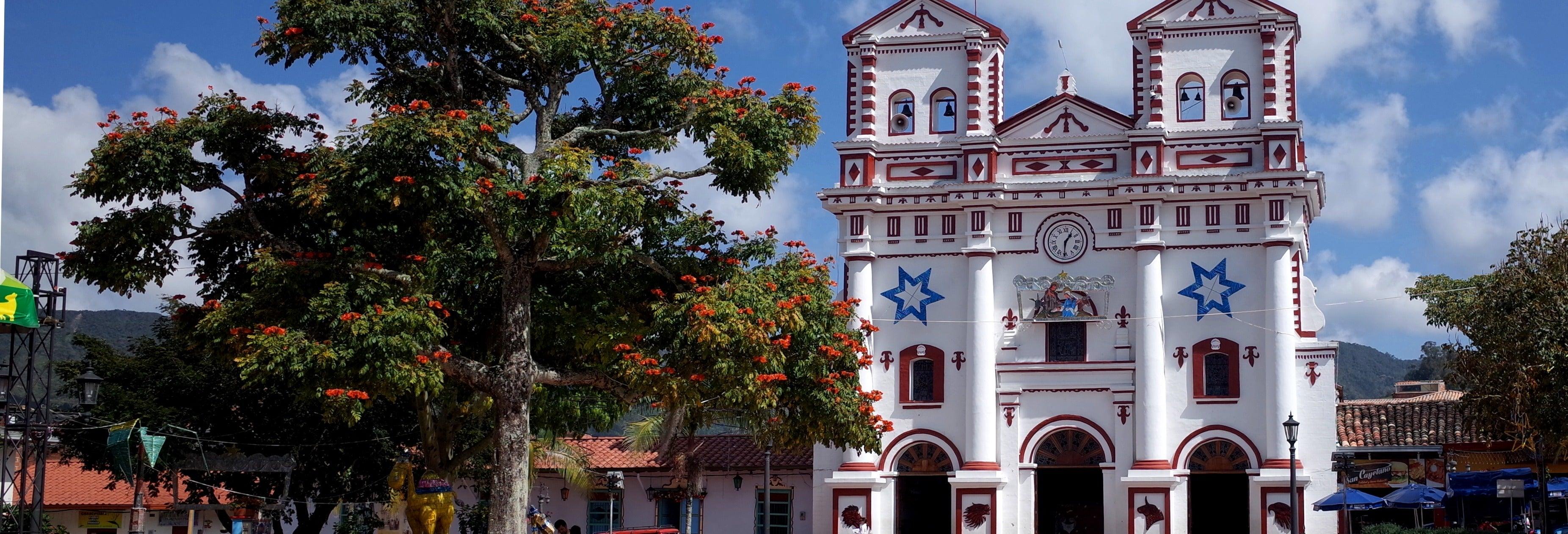 Tour religioso por Guatapé