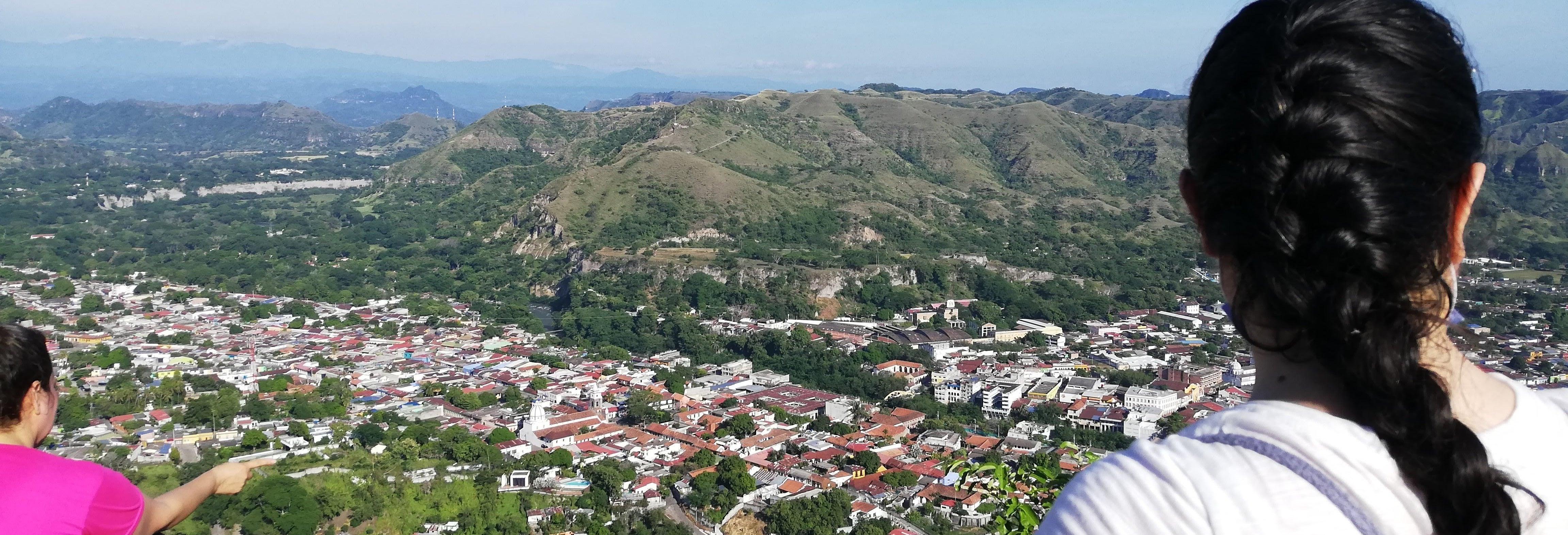 Free tour por el cerro Cacao en Pelota