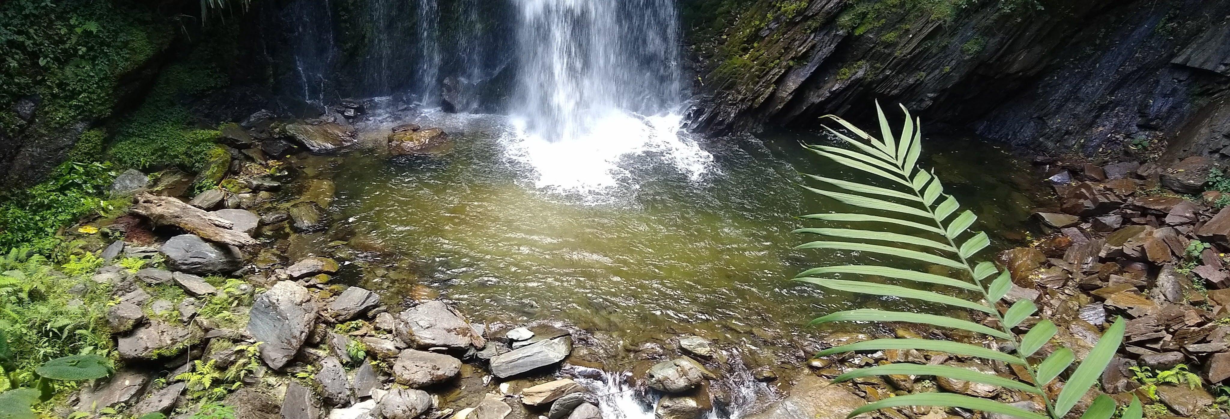 Tour privado por las cascadas del cañón del Combeima