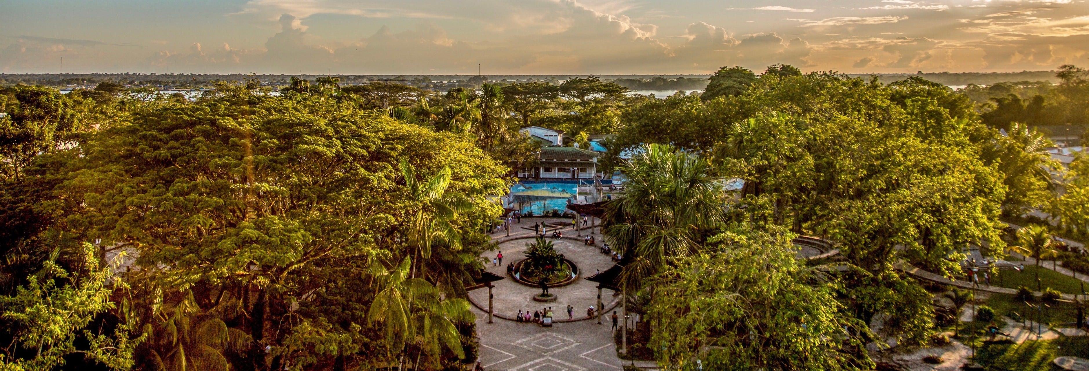 Tour por el Amazonas