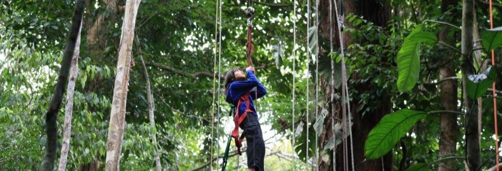 Tour de aventura en la Reserva Natural Tanimboca