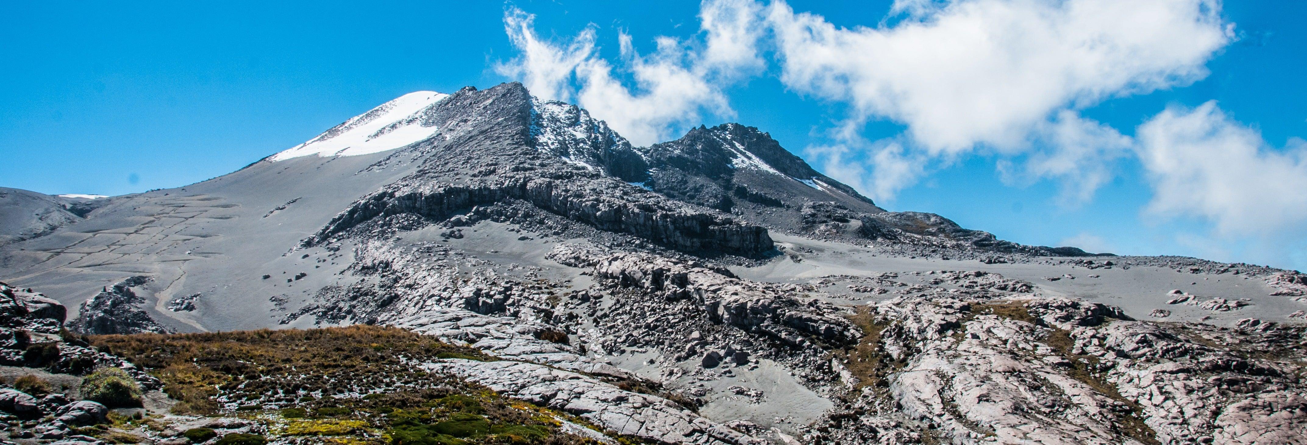 Excursión al volcán Nevado del Ruiz