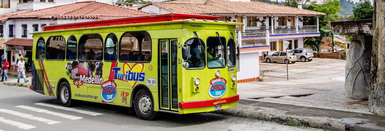Autobús turístico de Medellín