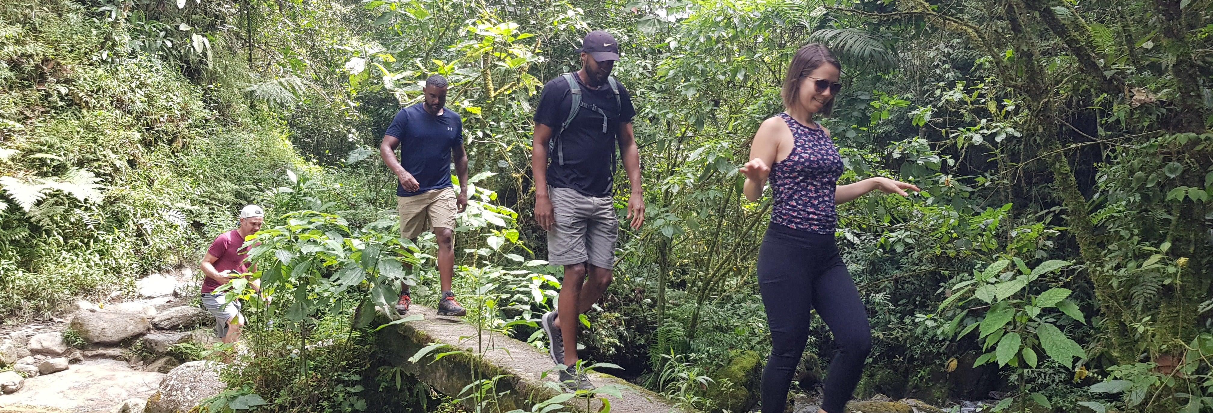 Escursione alla cascata Chorro de las Campanas