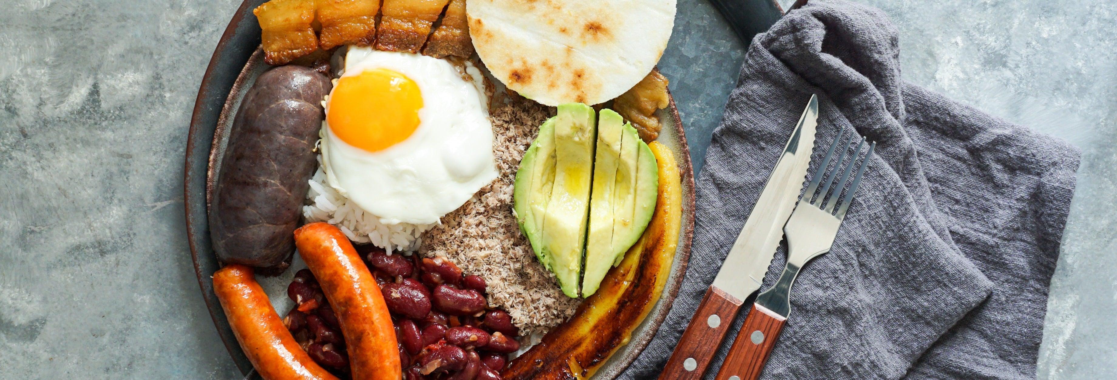 Free tour gastronómico por Medellín