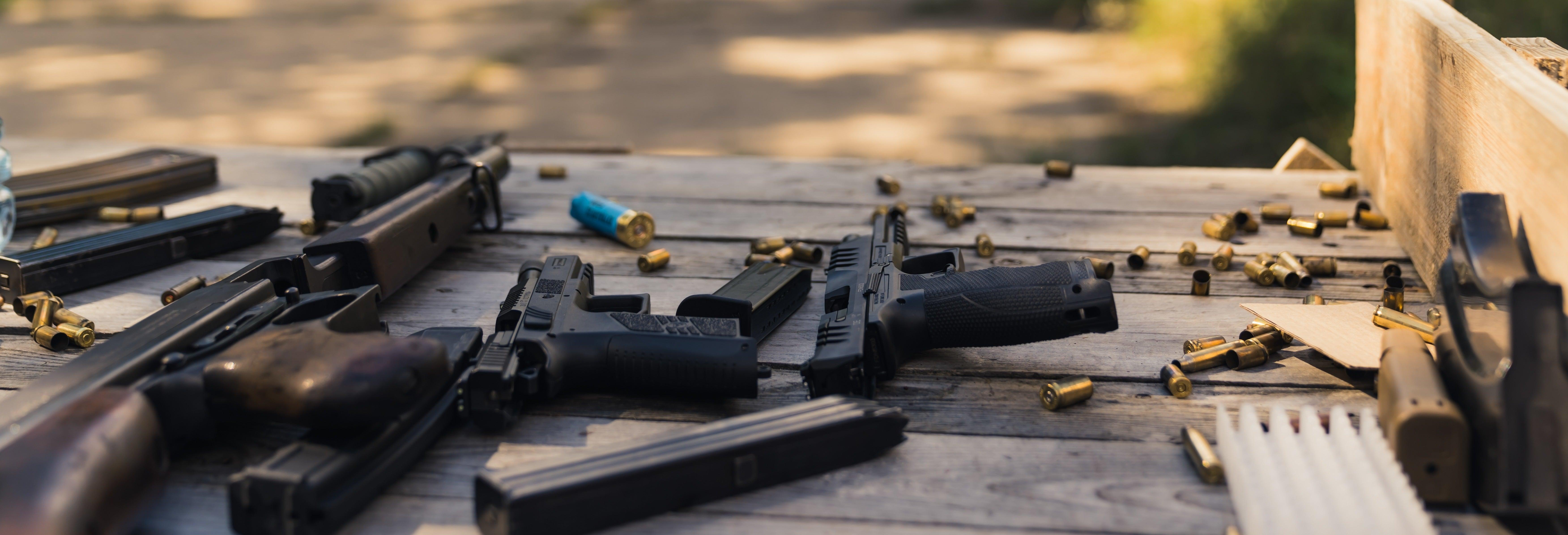 Prácticas de tiro en Rionegro