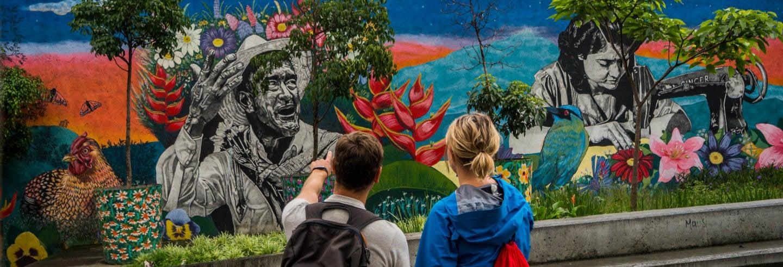 Tour del quartiere El Faro