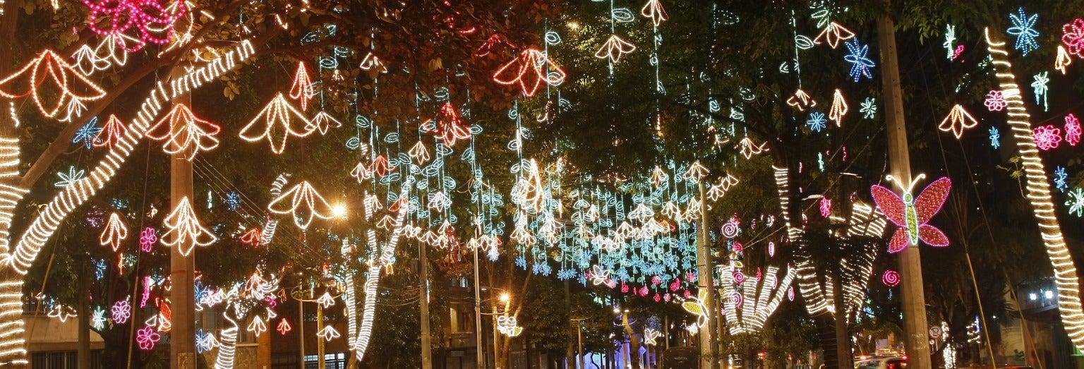Medellin Christmas Tour
