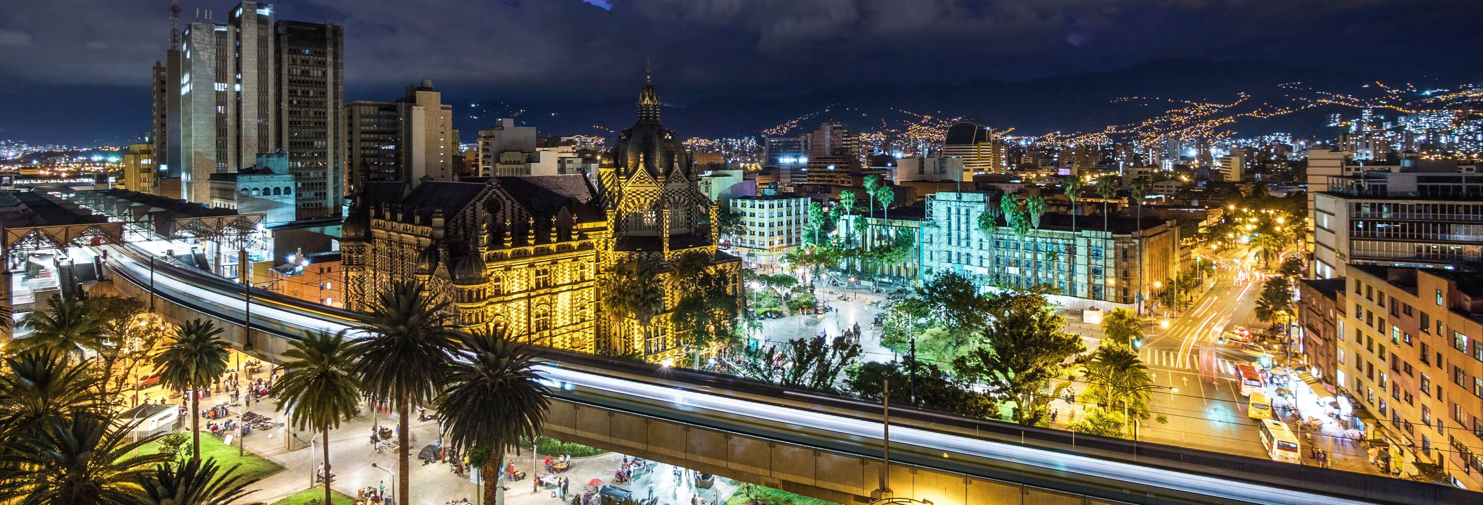 Tour nocturno por Medellín