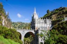Excursión al Santuario de Las Lajas y cementerio de Tulcán