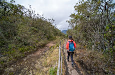 Senderismo por Guachucal y la laguna de La Bolsa