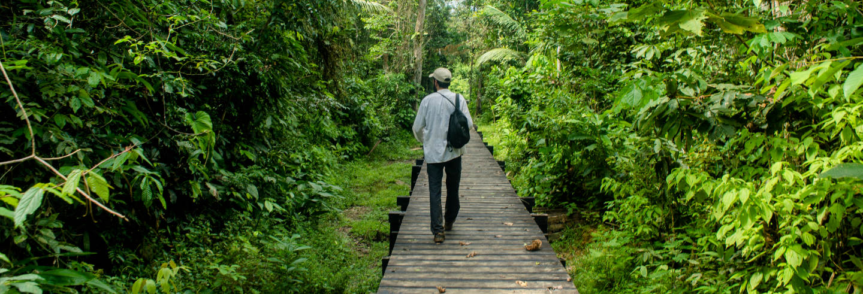 Trekking nel Parco Naturale Amacayacu