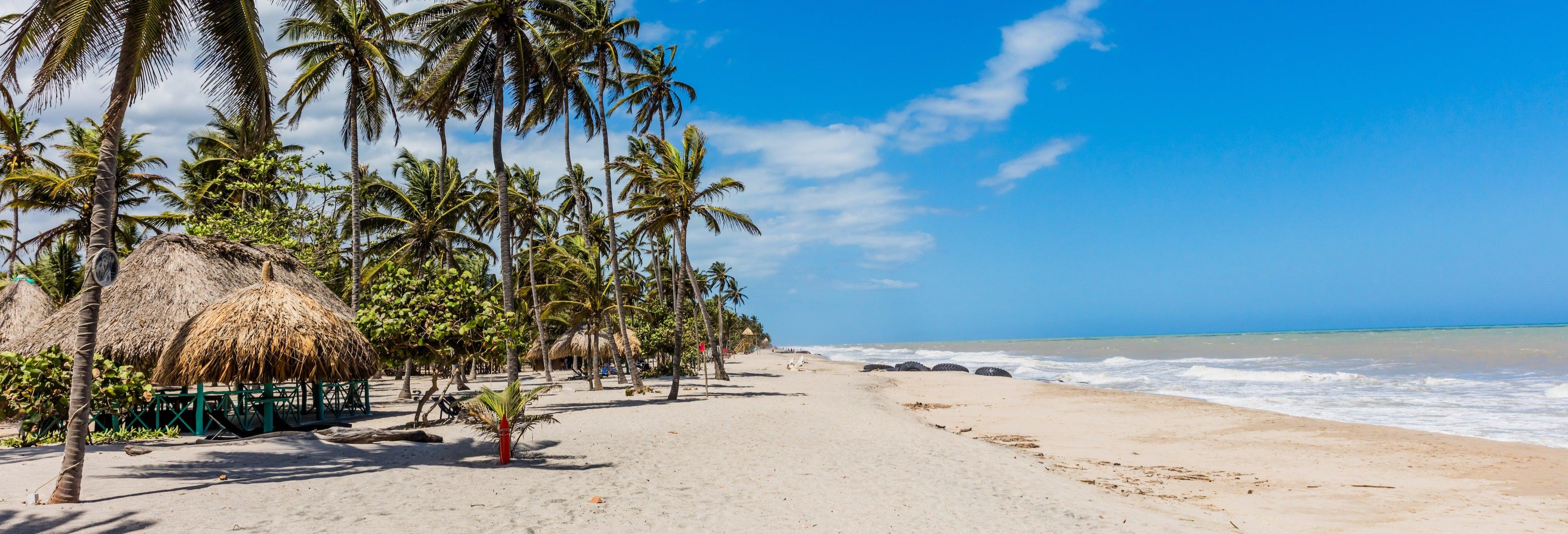 Excursión a la playa de Palomino