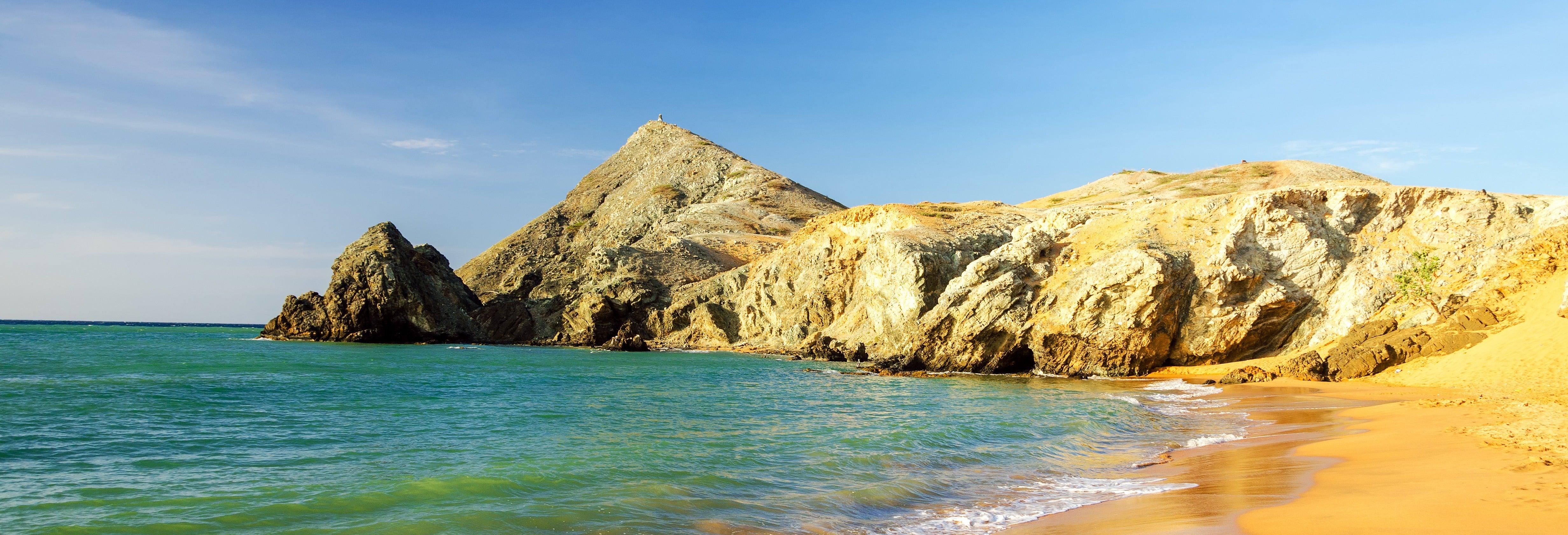 Excursión a las playas de Cabo de la Vela