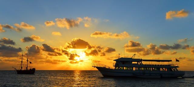 Crucero con cena por la bahía de San Andrés
