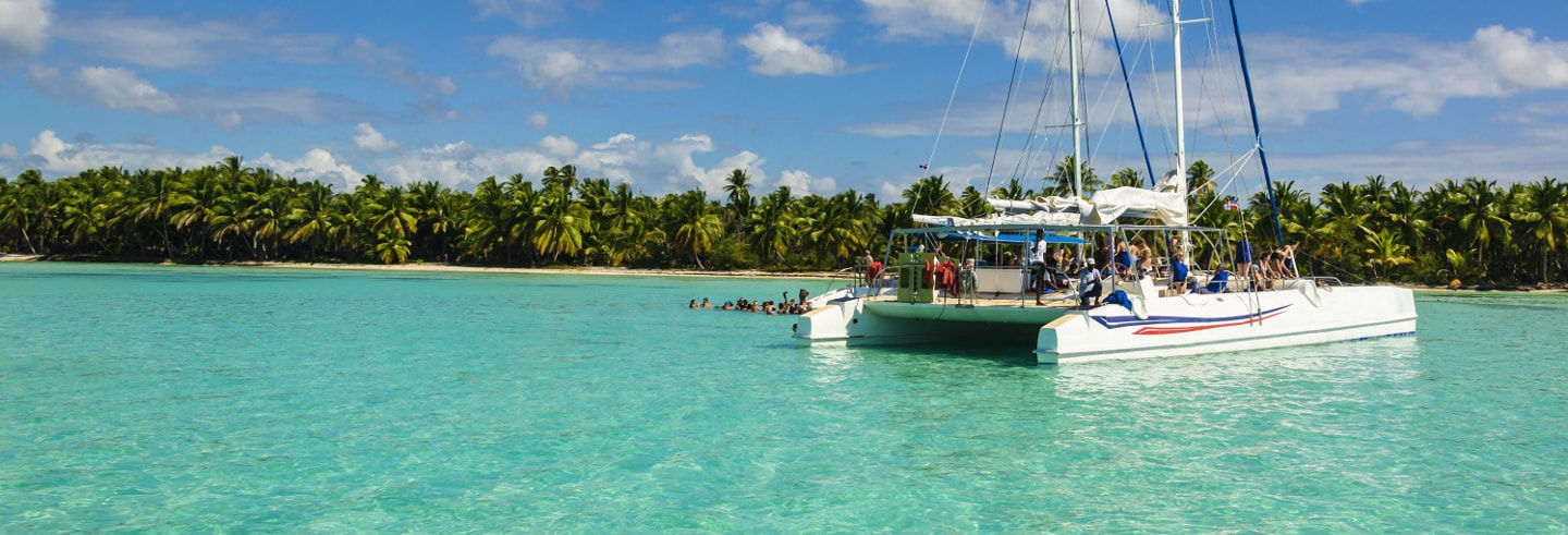 Catamaran Cruise in San Andres