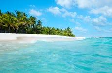 Tour de San Andrés, la vuelta a la isla en chiva