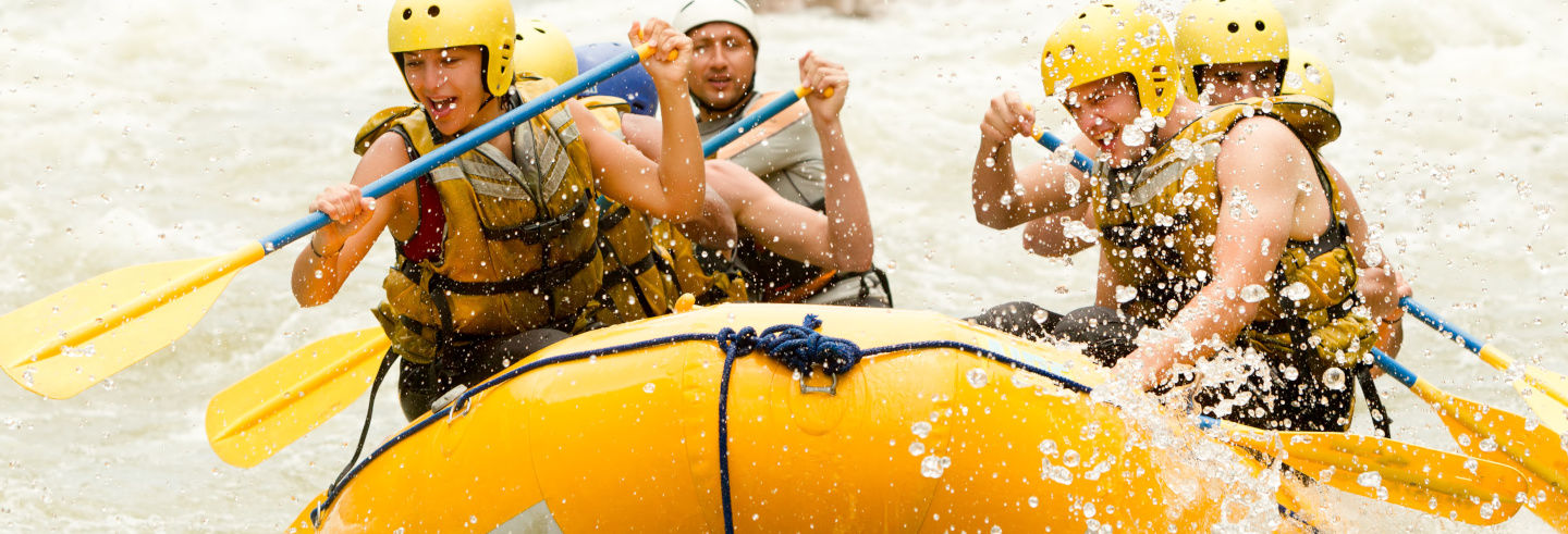 Rafting en el río Chicamocha