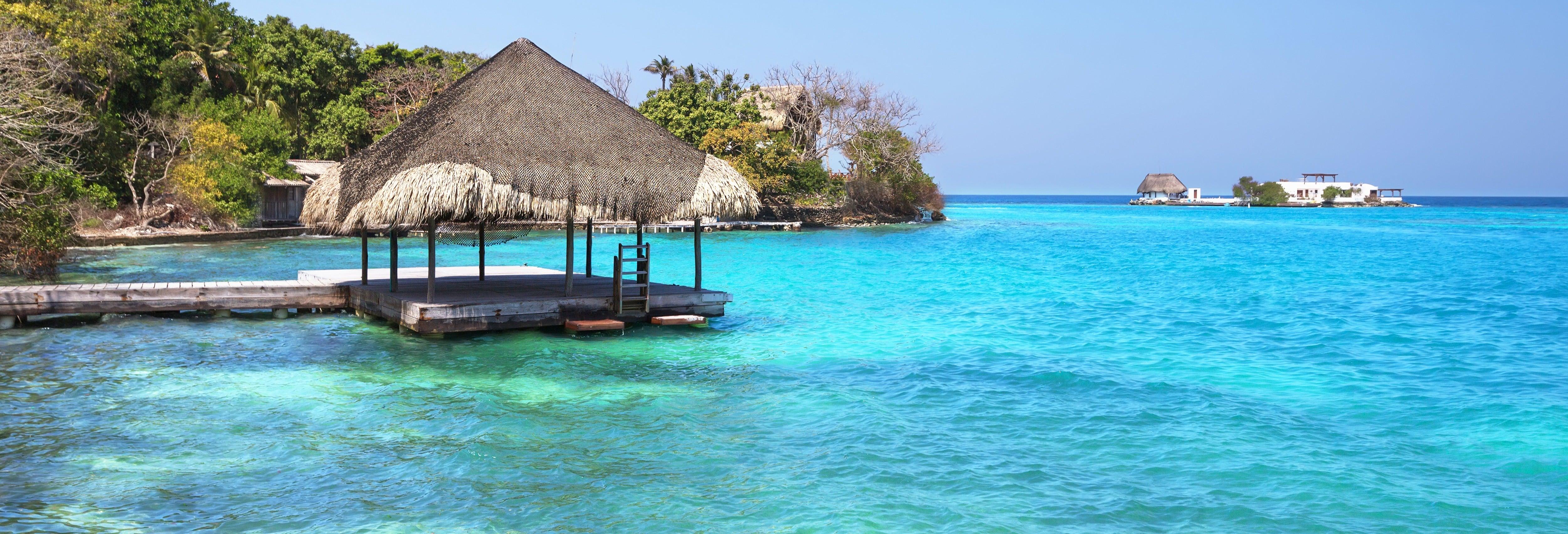 Excursão às Islas del Rosario