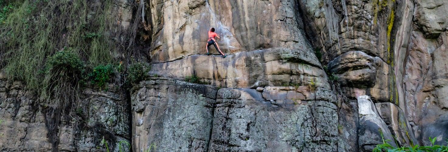 Escalada nas Rochas de Suesca
