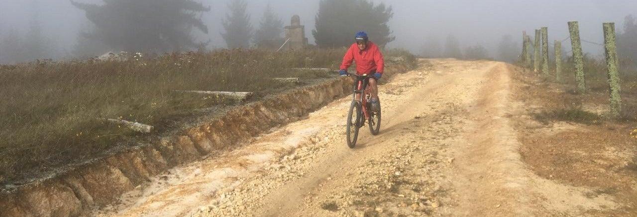 Tour di Suesca in bici