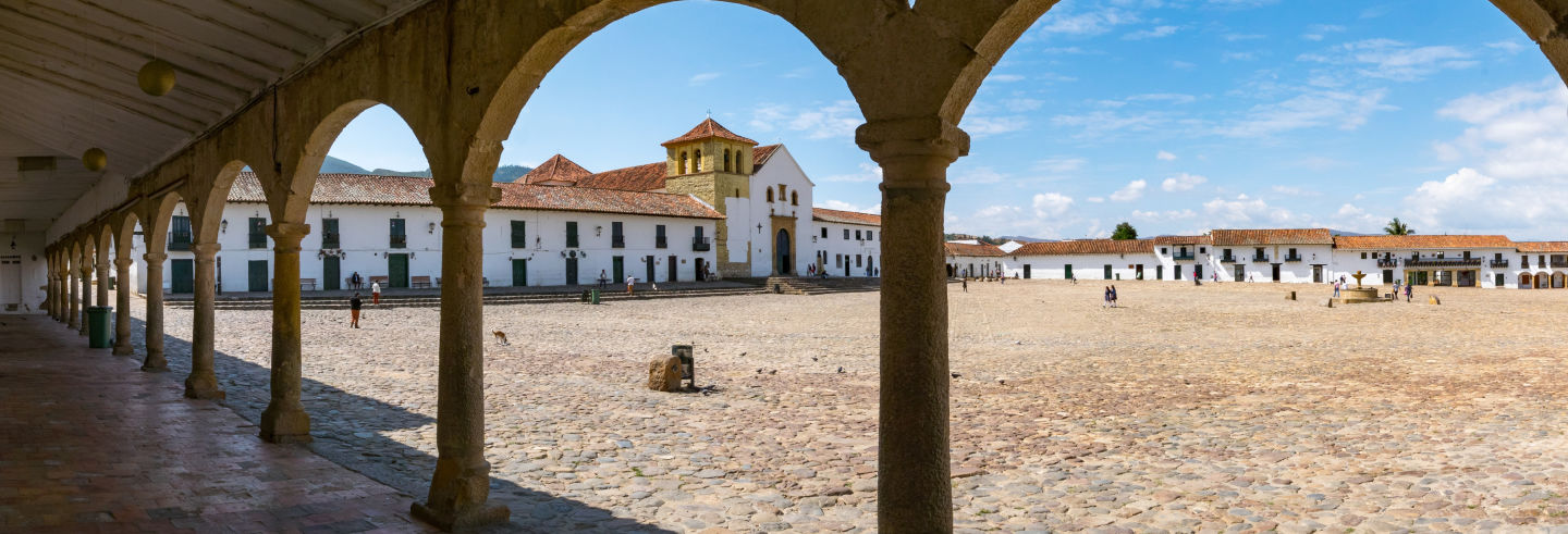 Visita guiada por Villa de Leyva