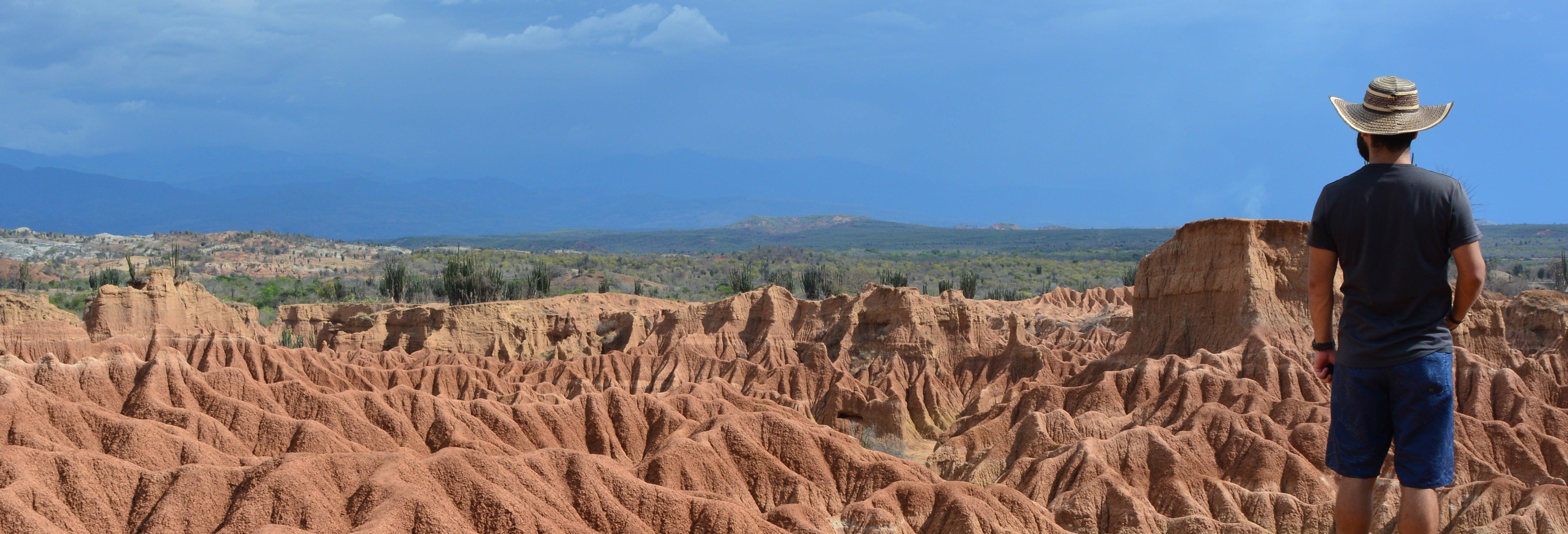Tour de 2 días por el desierto de la Tatacoa