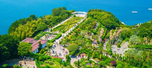 Excursión a Isla de Oedo