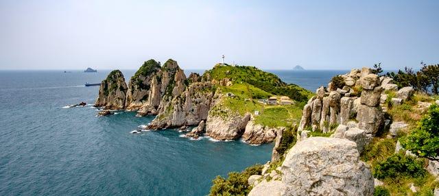 Excursión a Tongyeong