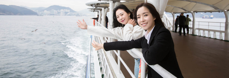 Busan Bay Boat Cruise