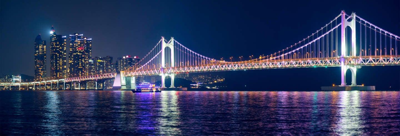 Tour nocturno por Busan