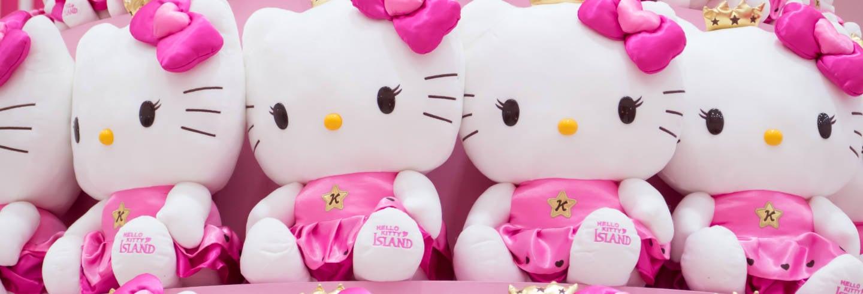 Billet pour Hello Kitty Island