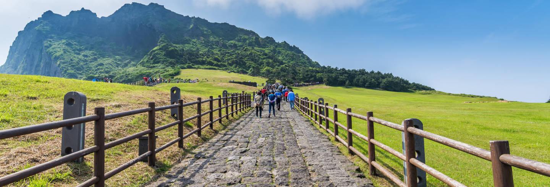 Tour por el este de Jeju