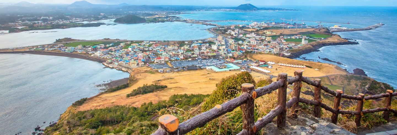 Visite de la partie Ouest de Jeju
