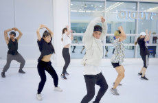 Clase de baile KPOP